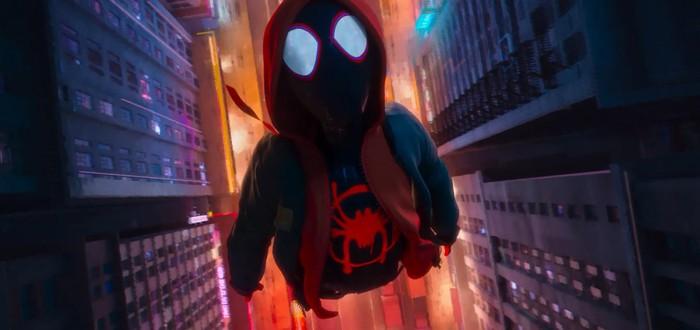 """Sony хочет запатентовать технологии анимации из """"Человека-паука: Через вселенные"""""""