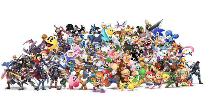 Полицейские присоединились к домашнему турниру по Super Smash Bros. Ultimate