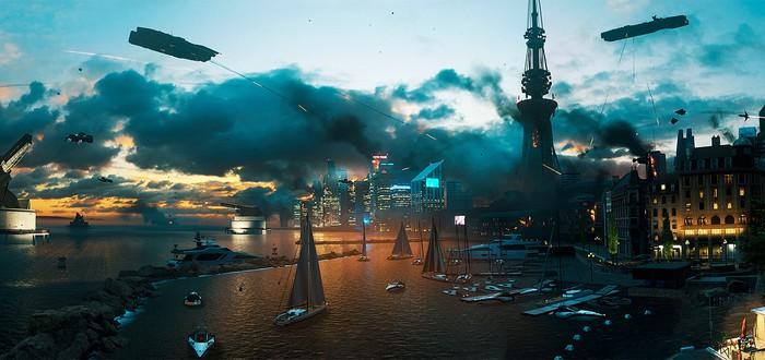Разработчиков Call of Duty эвакуировали из-за сообщения о бомбе