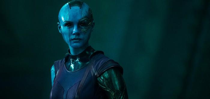 """Карен Гиллан: Небулу ждет конфронтация с Таносом в """"Мстители: Финал"""""""