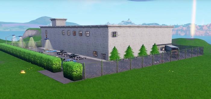 """Игроки Fortnite воссоздали офис из сериала """"Офис"""" в креативном режиме игры"""