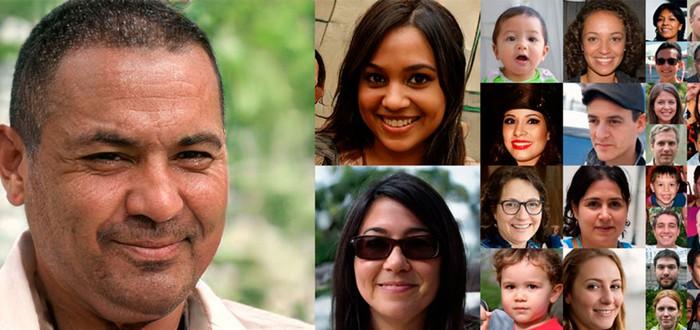 Все эти лица созданы нейросетью
