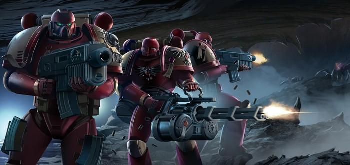 По вселенной Warhammer 40K официально снимут анимационный сериал