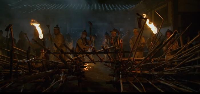 Полноценный трейлер зомби-сериала Kingdom