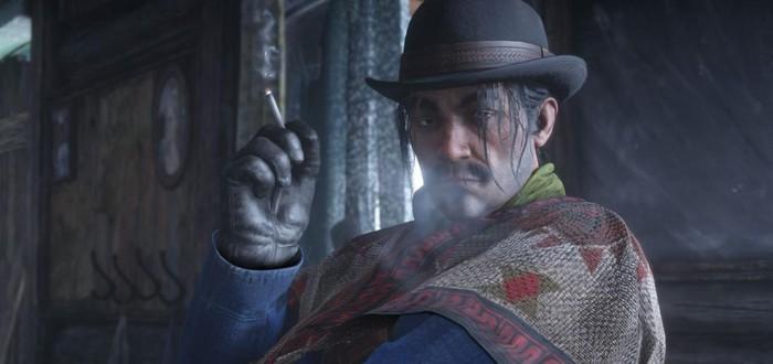 PS Store в ноябре: Red Dead Redemption 2 стала лидером в Европе и США