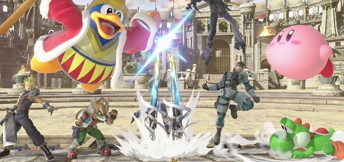 Super Smash Bros. Ultimate преодолела в США отметку в 3 миллиона проданных копий
