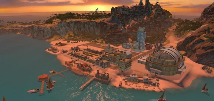 Релизный трейлер Tropico для iPad