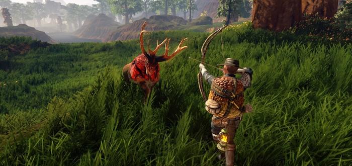 Новый геймплейный трейлер ролевой игры Outward