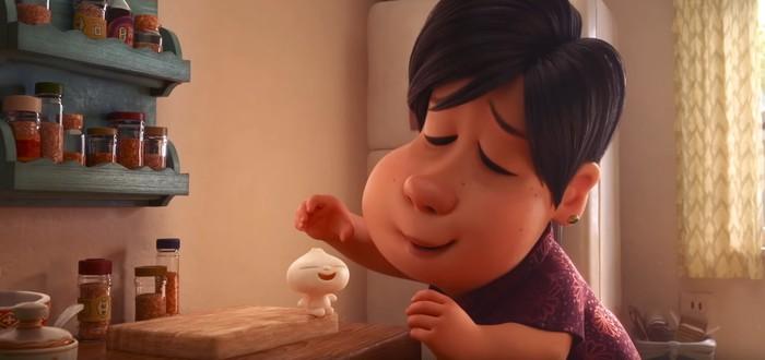 """Короткометражка Pixar """"Бао"""" появилась в открытом доступе"""