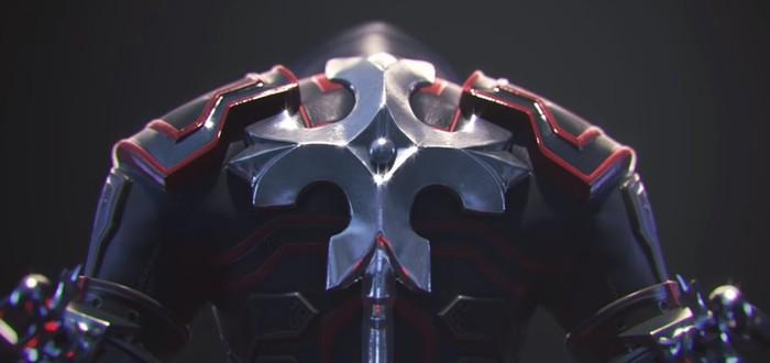 Новый трейлер мрачного экшена Gungrave G.O.R.E.
