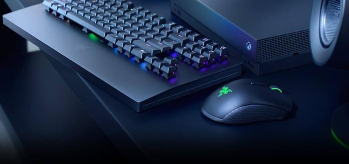 Razer показала Turret — клавиатуру и мышь для Xbox One