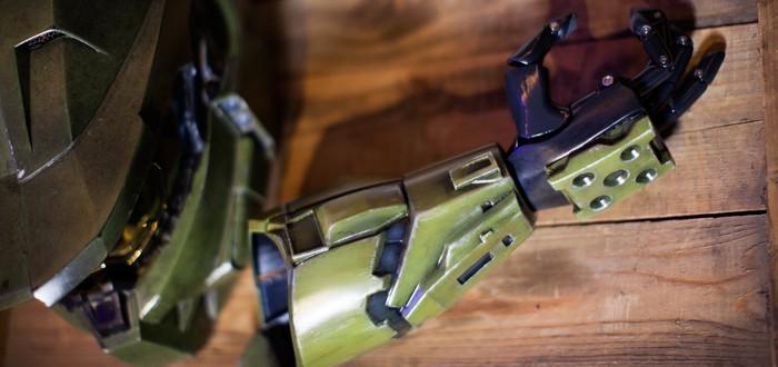 343 Industries и Limbitless выпустят протезы для детей в стиле Halo