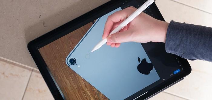 Apple признала изгиб корпуса iPad Pro 2018 нормальным явлением