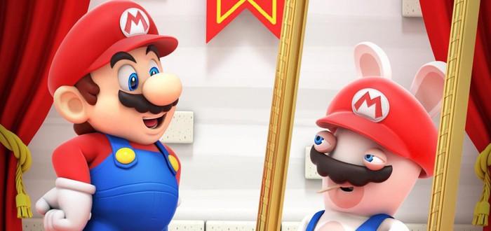 Новогодняя распродажа в Nintendo eShop