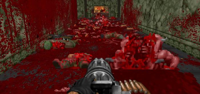 Скрипт Doomba превратит данные о перемещениях умного пылесоса в карту для Doom