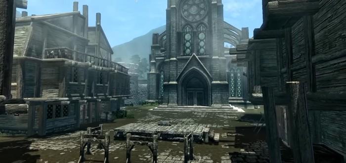 Первый видеодневник разработки Beyond Skyrim