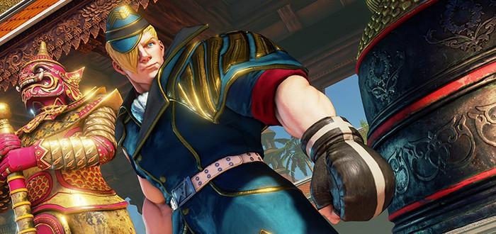 Capcom удалила спонсорскую рекламу из Street Fighter V
