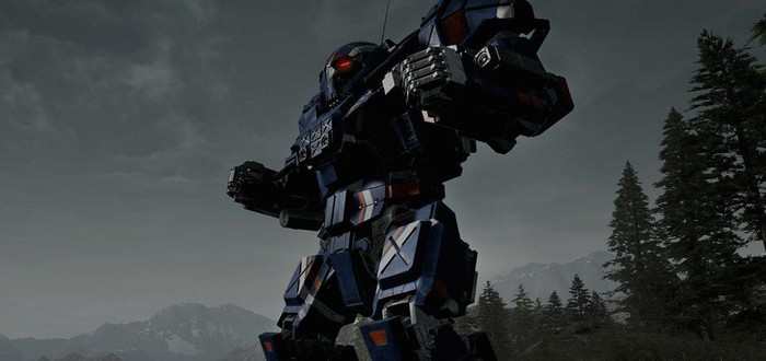 Новый геймплей MechWarrior 5: Mercenaries посвящен эффектам