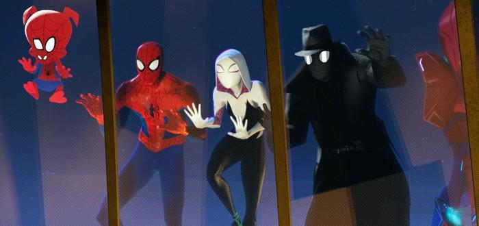 """Sony выложила сценарий мультфильма """"Человек-паук: Через вселенные"""" в открытый доступ"""