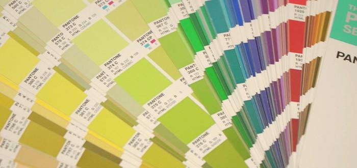 Year of Color позволит узнать, какие цвета преобладают в вашем Instagram