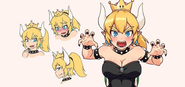 Nintendo признала Боузетту неканоничной