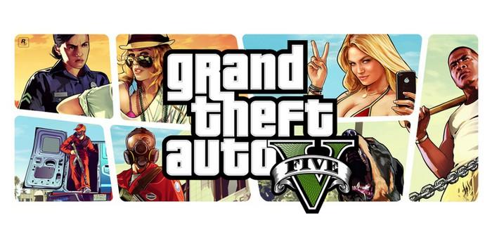 Grand Theft Auto 5 первая информация с Game Informer