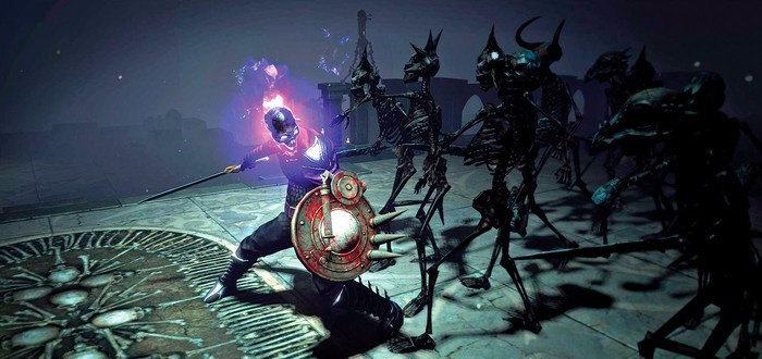 Игрок Path of Exile настримил 500 часов за 30 дней для нового рекорда Twitch