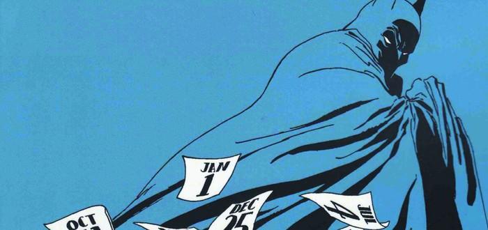 """Слух: DC готовит анимационную экранизацию """"Бэтмен. Долгий Хэллоуин"""""""