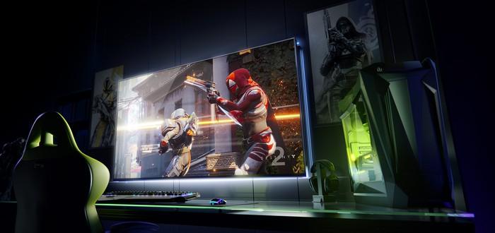 Первые 65-дюймовые мониторы Nvidia BFGD будут стоить $5000