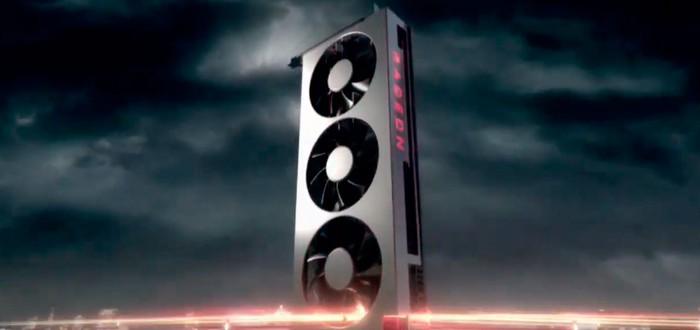 AMD анонсировала видеокарту Radeon VII с 7 нм техпроцессом