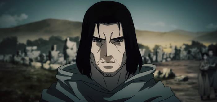 Новый тизер аниме-пролога к Episode Ardyn — последнему дополнению Final Fantasy XV