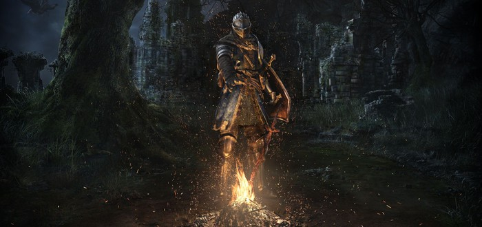 Bandai Namco выпустит Dark Souls Trilogy в Европе
