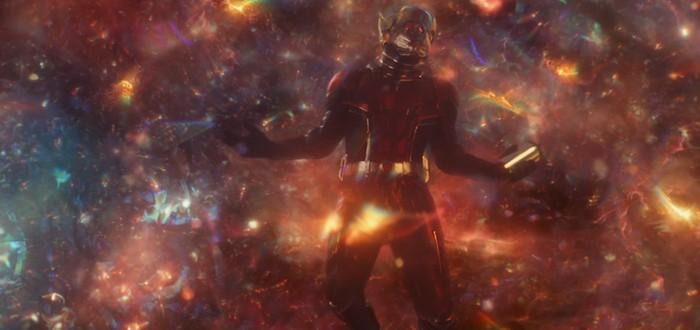 """Режиссер фильма """"Человек-Муравей и Оса"""" объяснил путешествие в квантовый мир"""