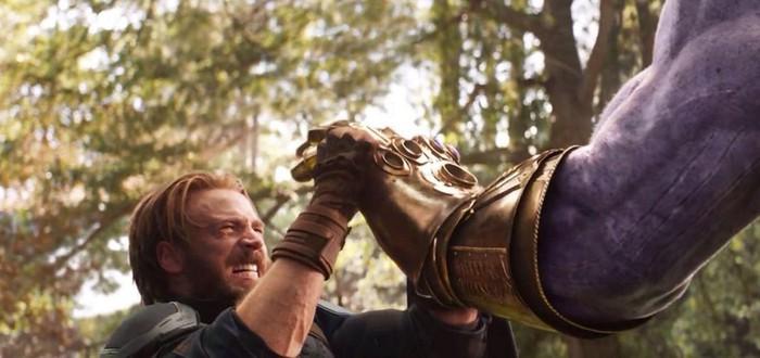 """Альтернативный взгляд на Перчатку Бесконечности в третьих """"Мстителях"""""""