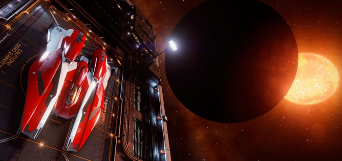 Тысячи игроков Elite: Dangerous отправились в 8-месячную космическую экспедицию