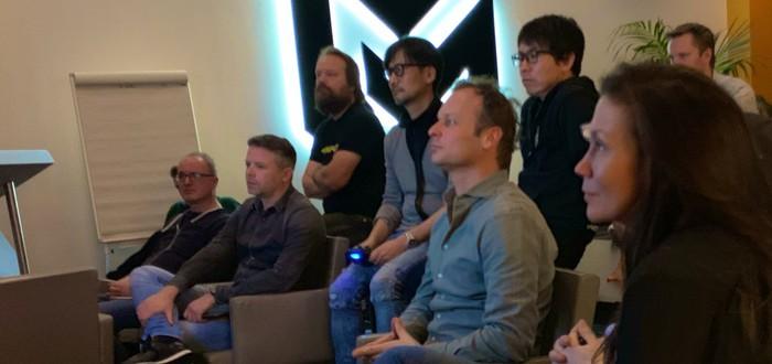 Хидео Кодзима показал текущий билд Death Stranding сотрудникам Guerrilla Games