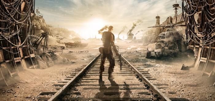 Десять минут геймплея и 4K-скриншоты пустынной каспийской локации Metro Exodus