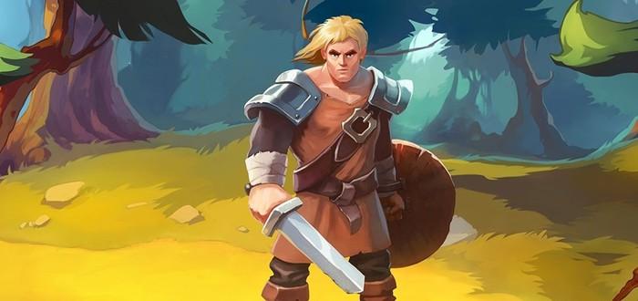 Инди-стратегию Braveland бесплатно раздают в Steam