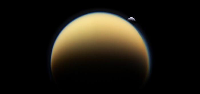 Учёным удалось изучить поверхность Титана — загадочного спутника Сатурна