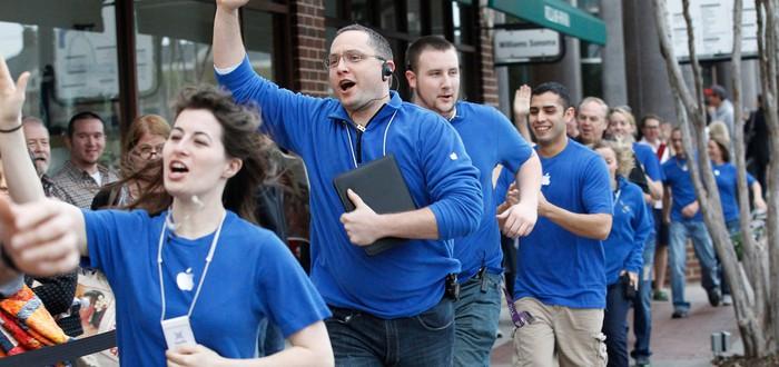 Слух: Apple замедлит набор новых сотрудников из-за финансовых проблем
