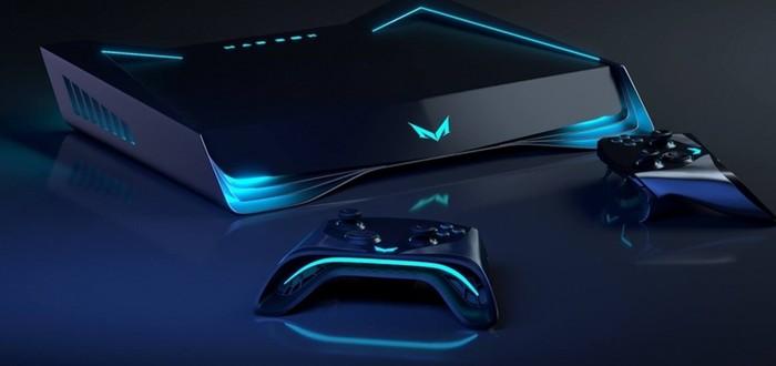 Разработчики Project C.A.R.S. показали дизайн геймпадов консоли Mad Box