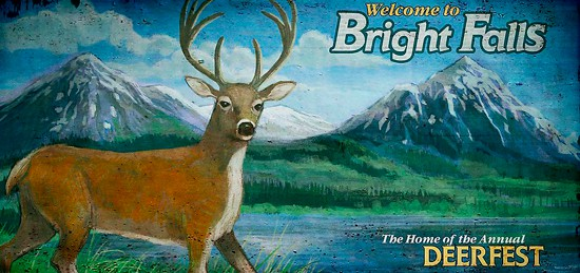 Bright Falls: Эпизод 3