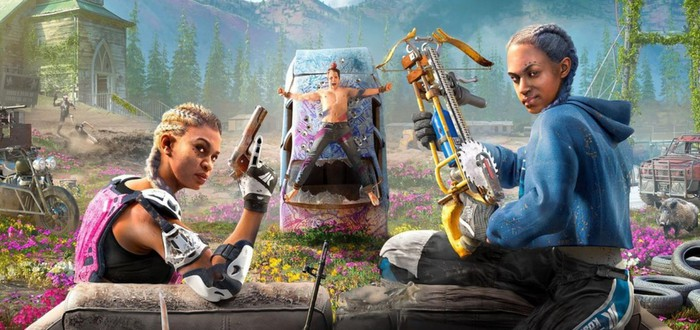 Ubisoft: Вам понравится ненавидеть антагонисток Far Cry New Dawn