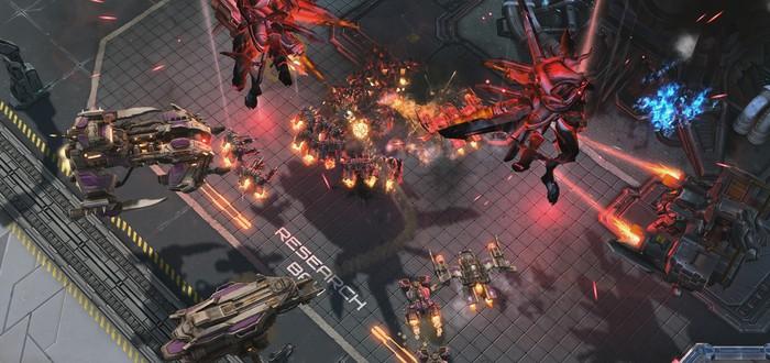 Blizzard покажет ИИ Deepmind в StarCraft 2