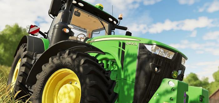 Анонсирована необычная киберспортивная лига по Farming Simulator 19