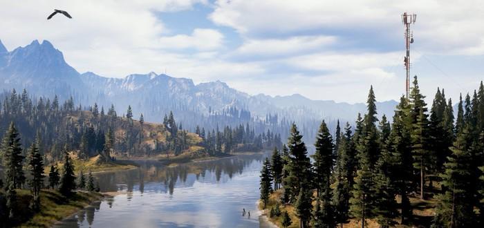 Руководство штата Монтана решило использовать Far Cry 5 для рекламы туризма
