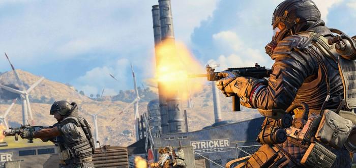 Call of Duty стала самой продаваемой консольной франшизой в США десятый год подряд