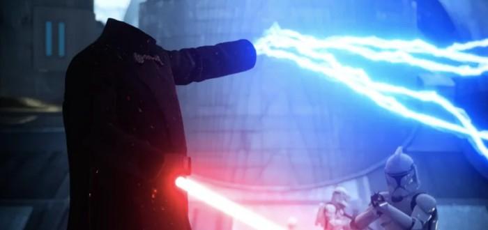 Моддеры добавили обезглавленного Графа Дуку в Star Wars Battlefront 2