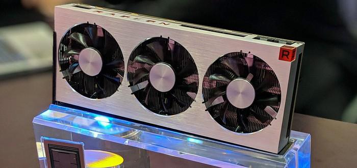 Первые тесты AMD Radeon VII в 3DMark и Final Fantasy XV