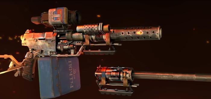 Новый трейлер Metro Exodus посвящен модификациям пистолетов